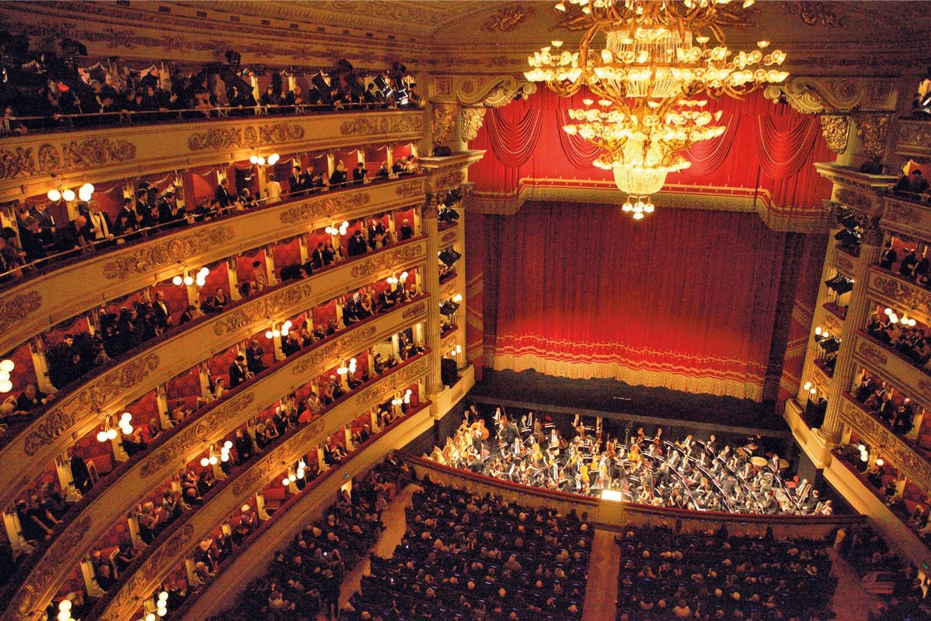 Invito alla Scala