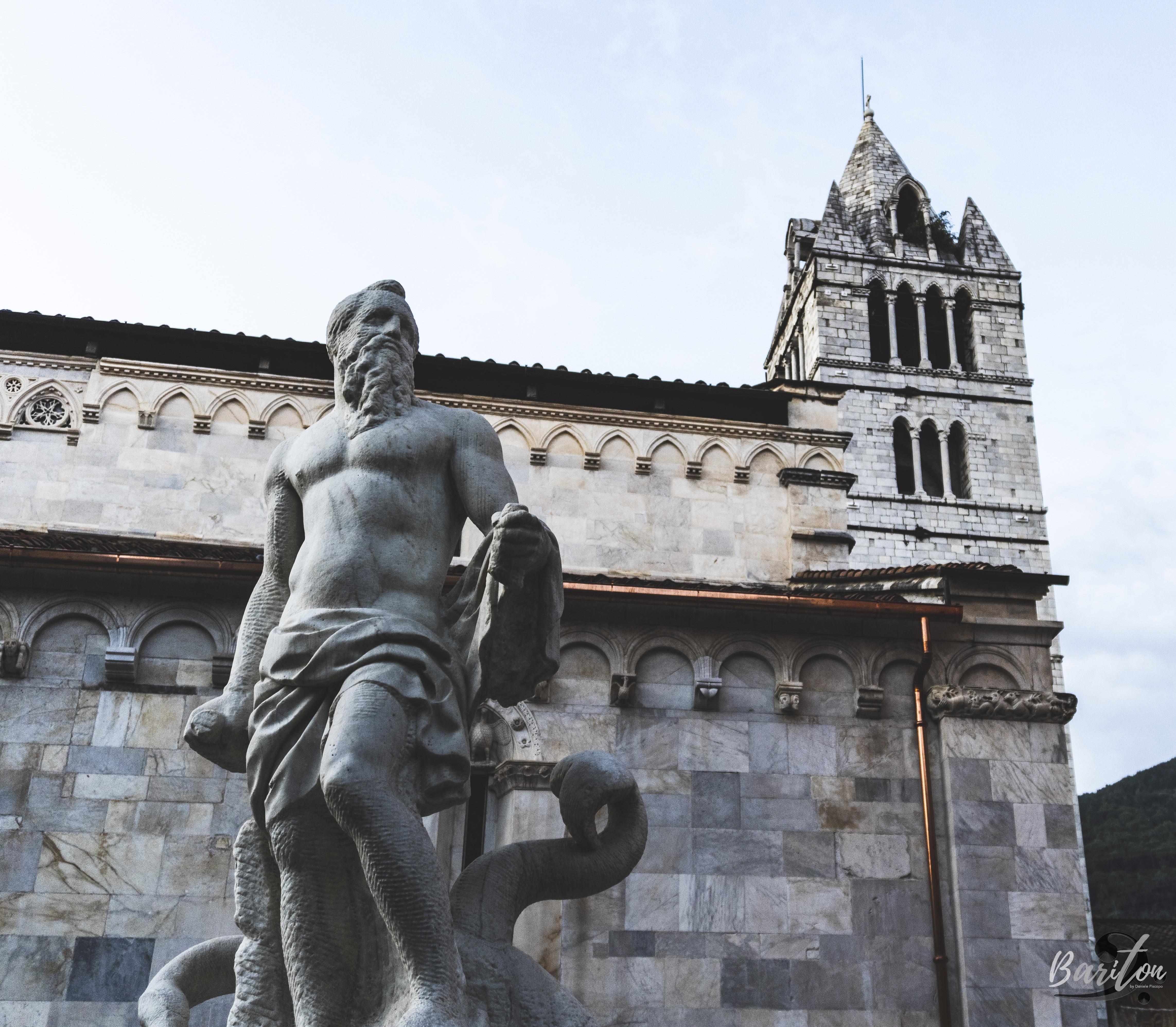 Marmo all'opera! Piazza del Duomo