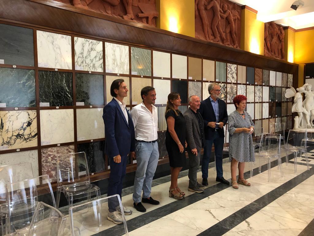 Conferenza Stampa Concorso Marmo all'Opera!